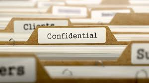 Secure your confidential documents
