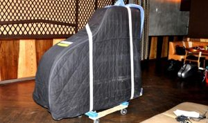 properly packed piano