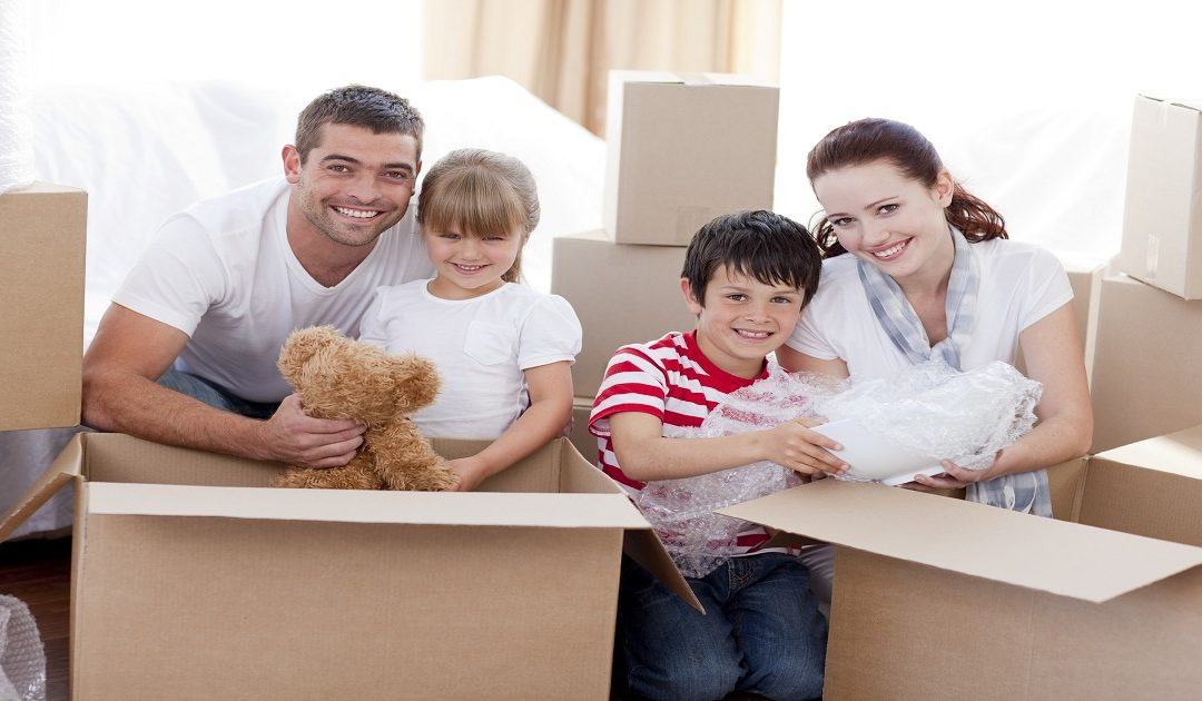 Best Tips For Moving House With Kids|A Class Movers|Moving Company