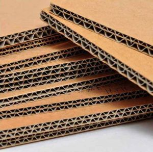 we consider using corrugated cardboards and sheets to provide optimum security and strength to the items.
