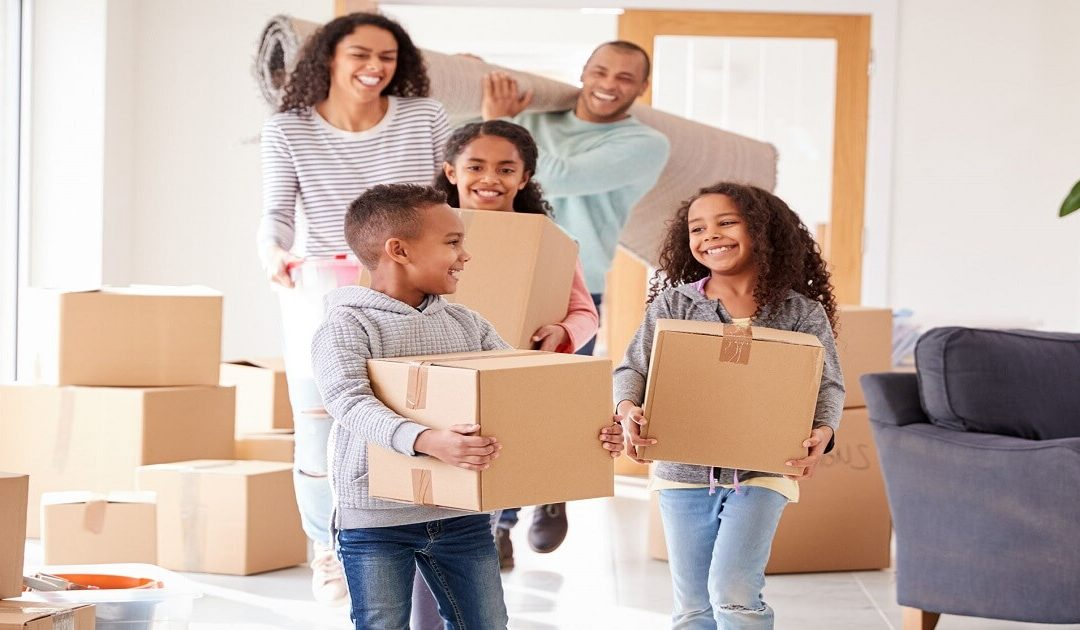 Best Tips For Moving House With Kids A Class Movers 