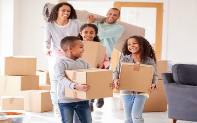 Essential Tips For Moving House With Kids | A Class Movers Adelaide