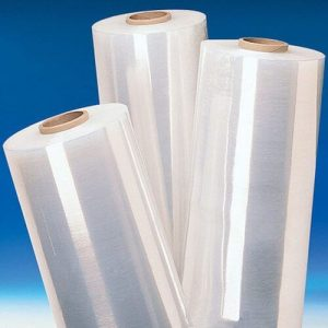 plastic stretch wrap you can ensure that your goods will be dust free and remain intact through the entire process of loading and unloading the goods from one place to another.