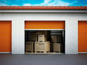 Safe Storage Facility With A Class Movers