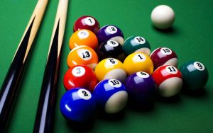 Knowledge about pool table
