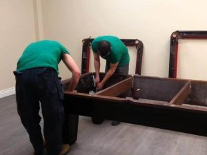 Steps To Execute A DIY Pool Table Removal