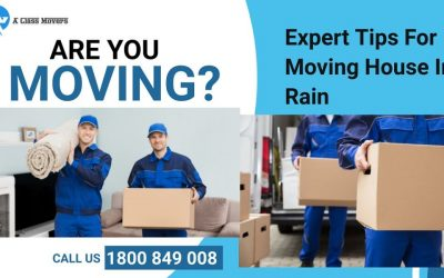 Expert Tips For Moving House In Rain   A Class Movers