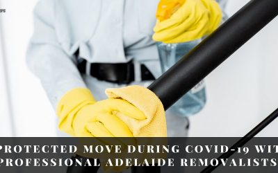 A Protected Move During COVID-19 With Professional Adelaide Removalists   A Class Movers