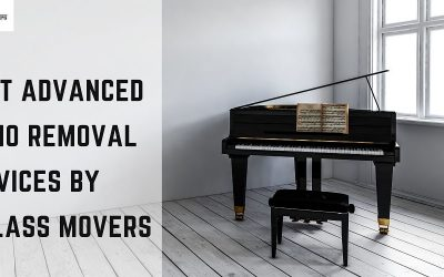 Most Advanced Piano Removal Services by A Class Movers