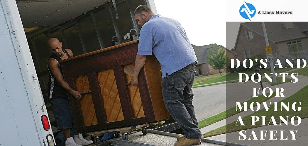Do's And Don'ts For Moving A Piano Safely