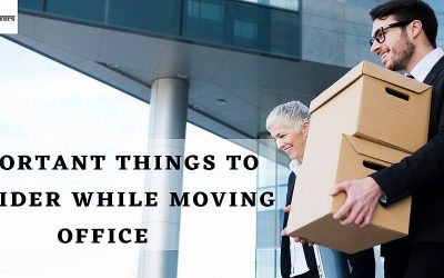 Important Things To Consider While Moving Office   A Class Office Movers